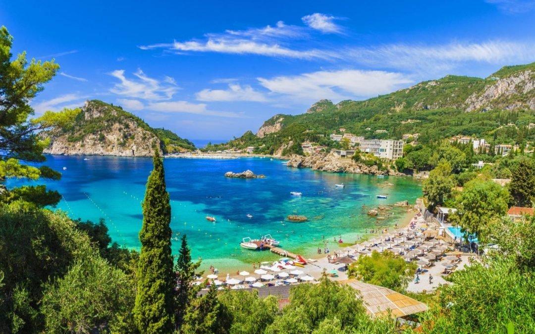 Best 10 beaches Corfu