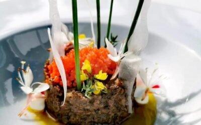 Our Mushrooms Caviar!